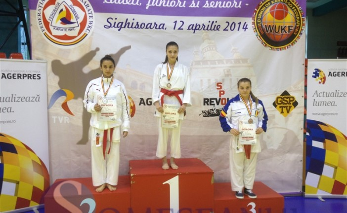 Două medalii de bronz pentru Budokan Ryu la Campionatul Naţional