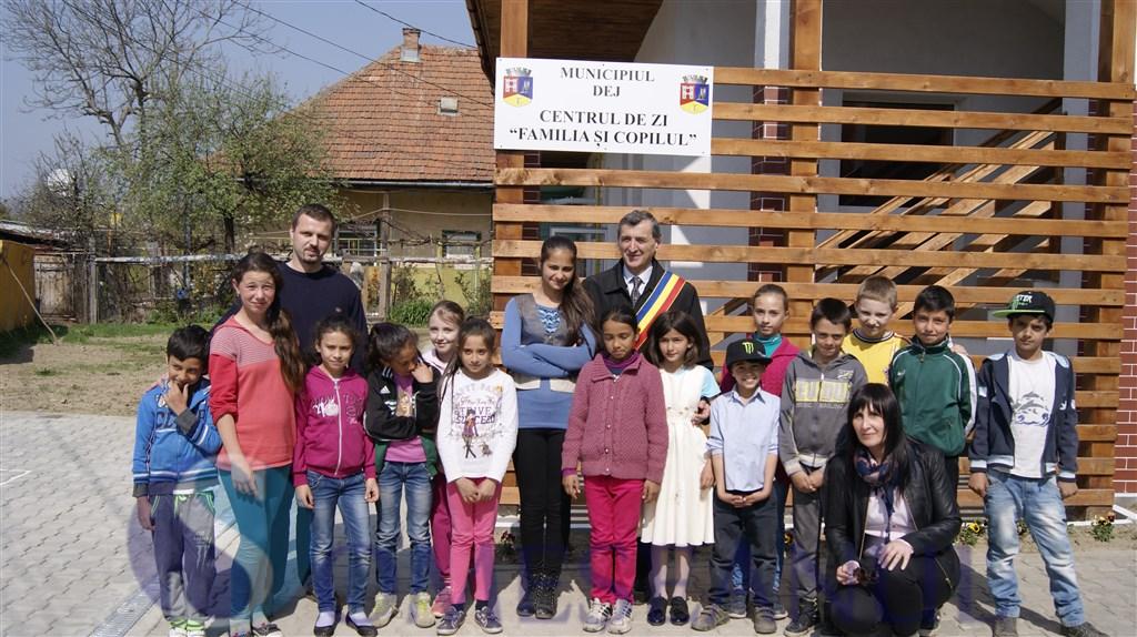 Centrul de zi Familia si Copilul Dej a fost modernizat (1)