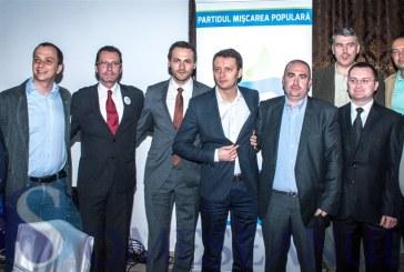 Partidul Mișcarea Populară și-a lansat organizația de la Dej alături de candidatul la europarlamentare Siegfried Mureșan – FOTO/VIDEO