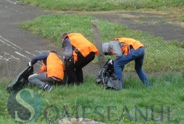 """La Dej începe curățenia de primăvară: """"Împreună pentru un oraș mai curat"""""""