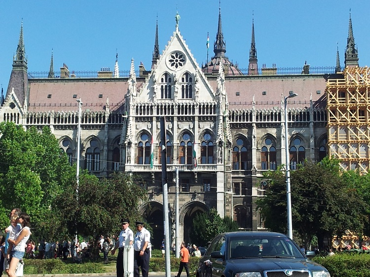Ungaria Budapesta Parlament