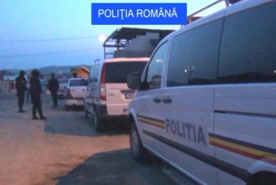 Cinci percheziții domiciliare pe raza județului Cluj