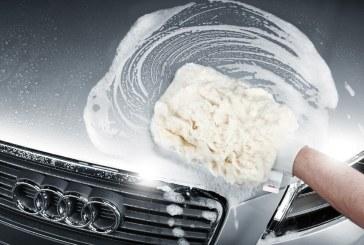 Audi A4 furat de o femeie de la spălătoria auto din Iulius Mall Cluj