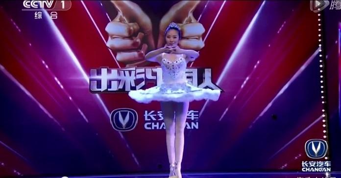 balet magie chinezii au talent