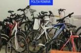 Hoți de biciclete prinși la Turda