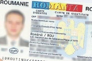 Preluarea documentelor pentru întocmirea cărţilor de identitate la Apahida