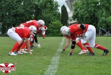 Campionatul Național de Fotbal American începe în 3 mai la Baia Mare