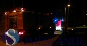 incendiu-casa-Gherla-pompierii