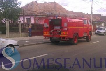 Incendii la anexe gospodăreşti din Dobrocina şi Bălan