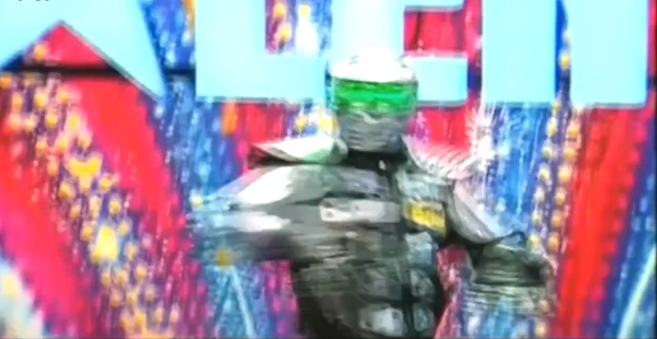 robot romanii au talent