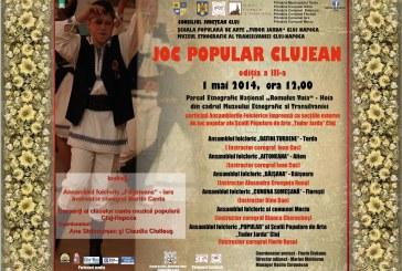 Serbare Câmpenească de 1 Mai la Cluj-Napoca