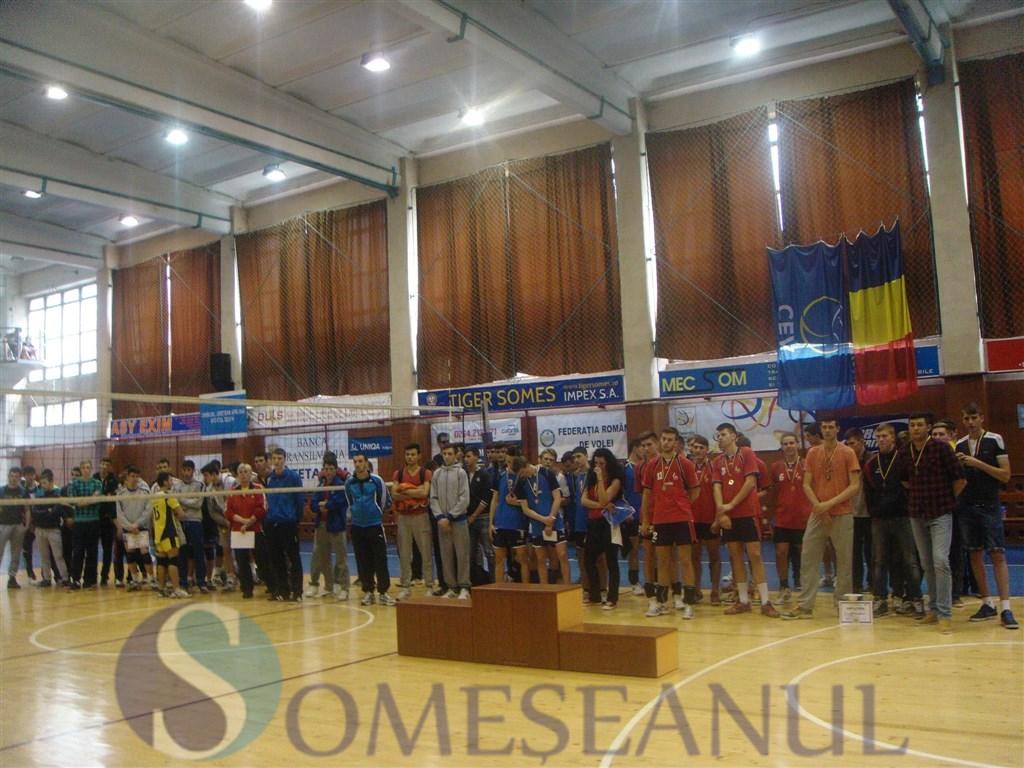 someseanul-LAPI Dej-volei masculin-Olimpiada nationala (1)