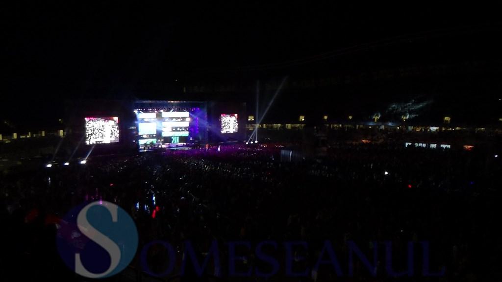 FORZA ZU n-a fost cel mai mare concert din România. Nici cel mai tare – FOTO/VIDEO