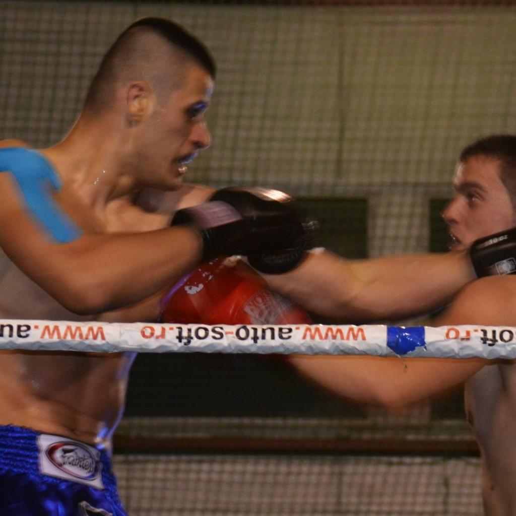 Cupa Armenopolis kickboxing Gherla 2014 - 1