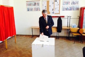 """Horea Uioreanu a votat cu """"eurocampionii"""" – FOTO"""
