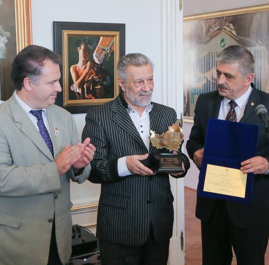 Nicolae Maniu cetatean de onoare al judetului Cluj