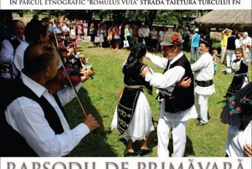 """Sărbătoarea Balmoșului Ardelenesc în Parcul Etnografic """"Romulus Vuia"""""""
