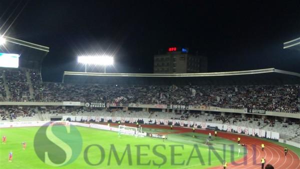 U Cluj - Steaua 0-1. Steaua a devenit campioana pe Cluj Arena (7)