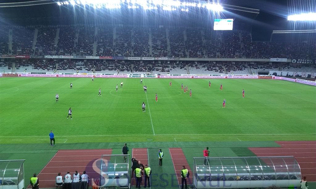 U Cluj - Steaua Bucuresti fotbal (6)