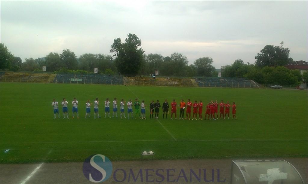 Unirea Dej - Ariesul Turda playout fotbal