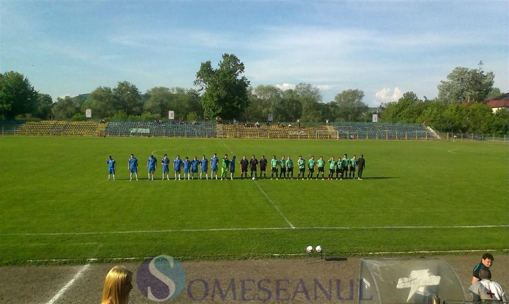 Unirea Dej - Sanatatea Cluj playout fotbal