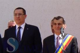 Fostul premier Victor Ponta vine azi la Dej, în campanie electorală pentru candidații PSD
