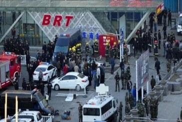 Peste 30 de morți într-un atentat terorist în China