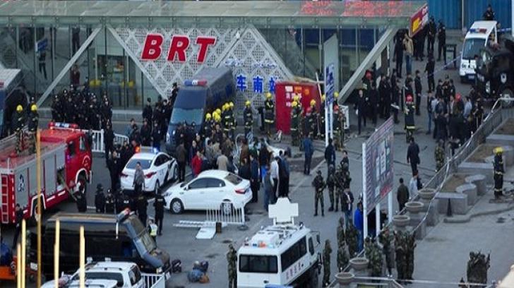 atentat terorist china