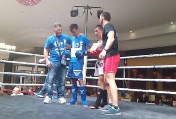 Gherleanul Dario Drotar, câștigător la Cupa Sibiului la kickboxing – FOTO