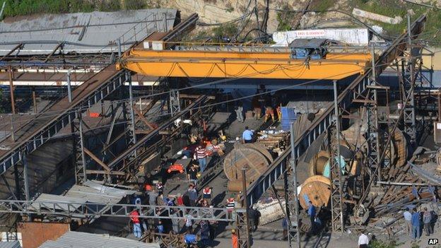 explozie mina Turcia