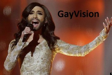 """Un transexual a câștigat """"GAYvision"""" 2014. Reacțiile lumii întregi, de la dezgust la bășcălie – FOTO de SENZAȚIE"""