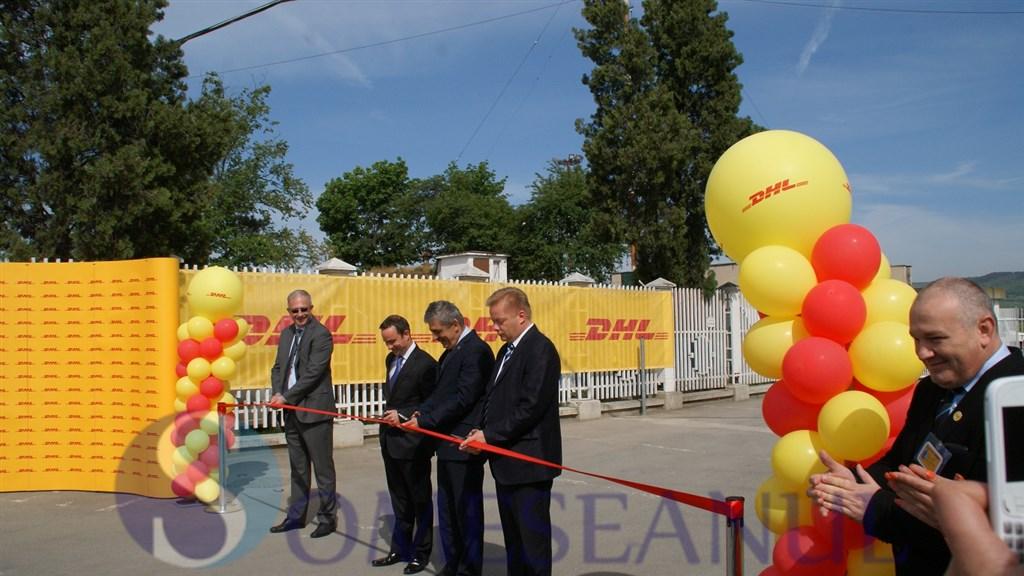 inaugurare terminal DHL aeroportul Cluj (1)