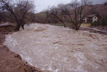 Cod galben de inundații în Maramureș, Sălaj și Bistrița