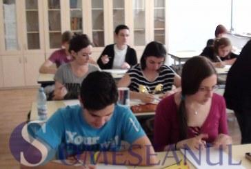 DEJ. Atelier de lucru pentru cei mai talentați elevi la pictură – FOTO