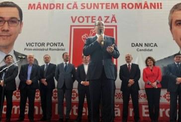 """Sloganurile PSD """"Mândri că suntem români"""" și """"România puternică în Europa"""" interzise în Sălaj"""