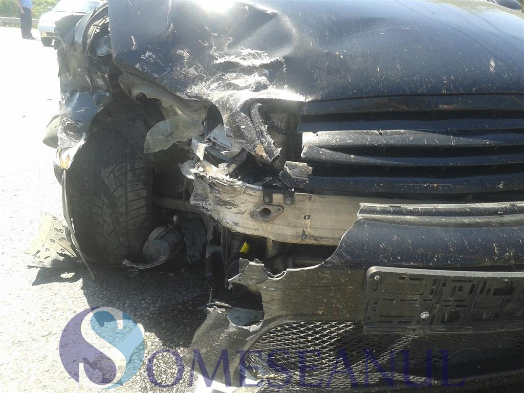 accident Bunesti