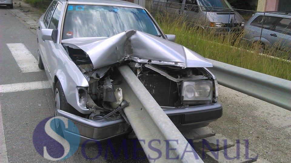 Accident Gherla Baita (1)