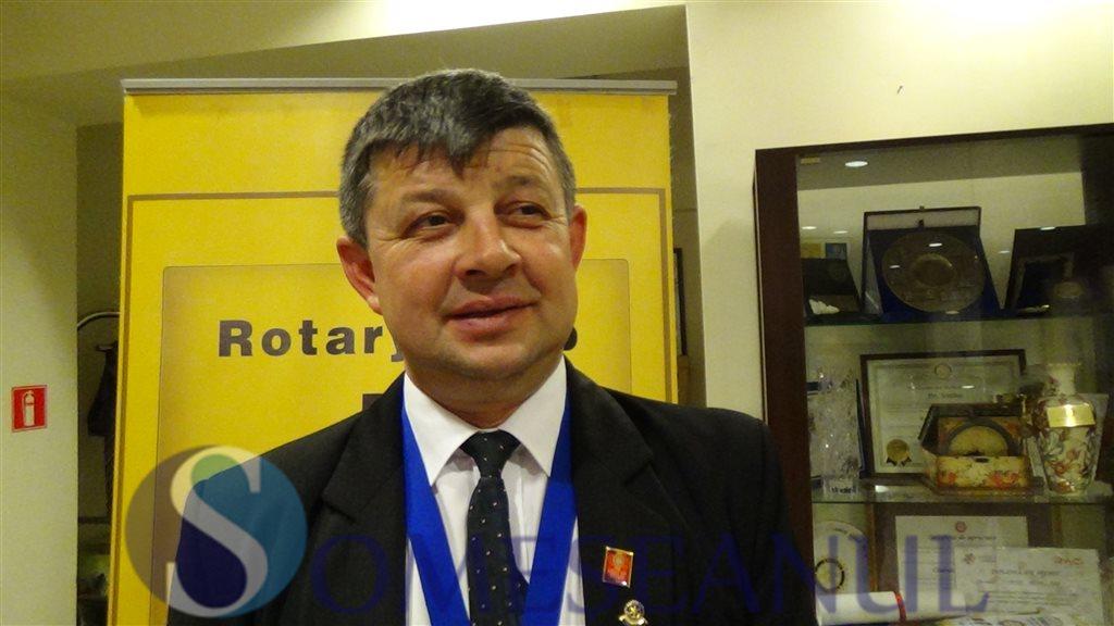 Adrian Osan - Rotary Dej