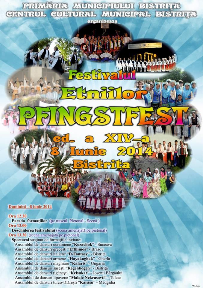 Festivalul Etniilor - Pfingstfest