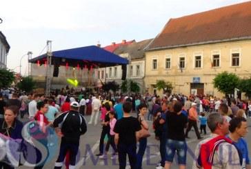 """Vreme frumoasă, distracție și muzică live în a doua zi """"Produs de Cluj"""" la Dej – FOTO/VIDEO"""