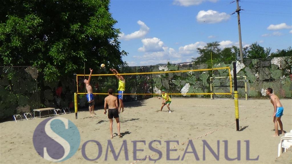 Turneu regional de volei pe plaja Cupa Pro Nutrition – Omax Manastirea (1)