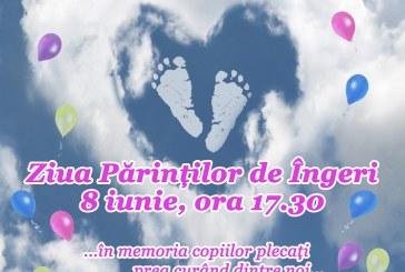 Ziua Părinților de Îngeri va fi marcată duminică, la DEJ