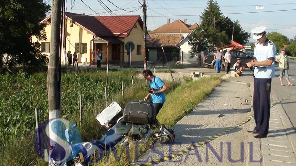 accident Cuzdrioara motociclist (1)