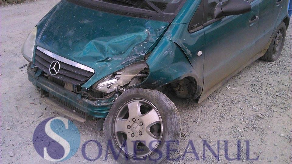 accident Gherla tamponare (3)