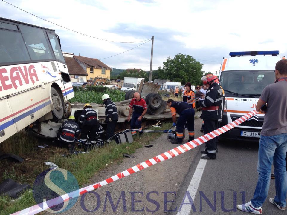 ACCIDENT grav în Franța. Șase persoane au decedat dintre care cinci copii