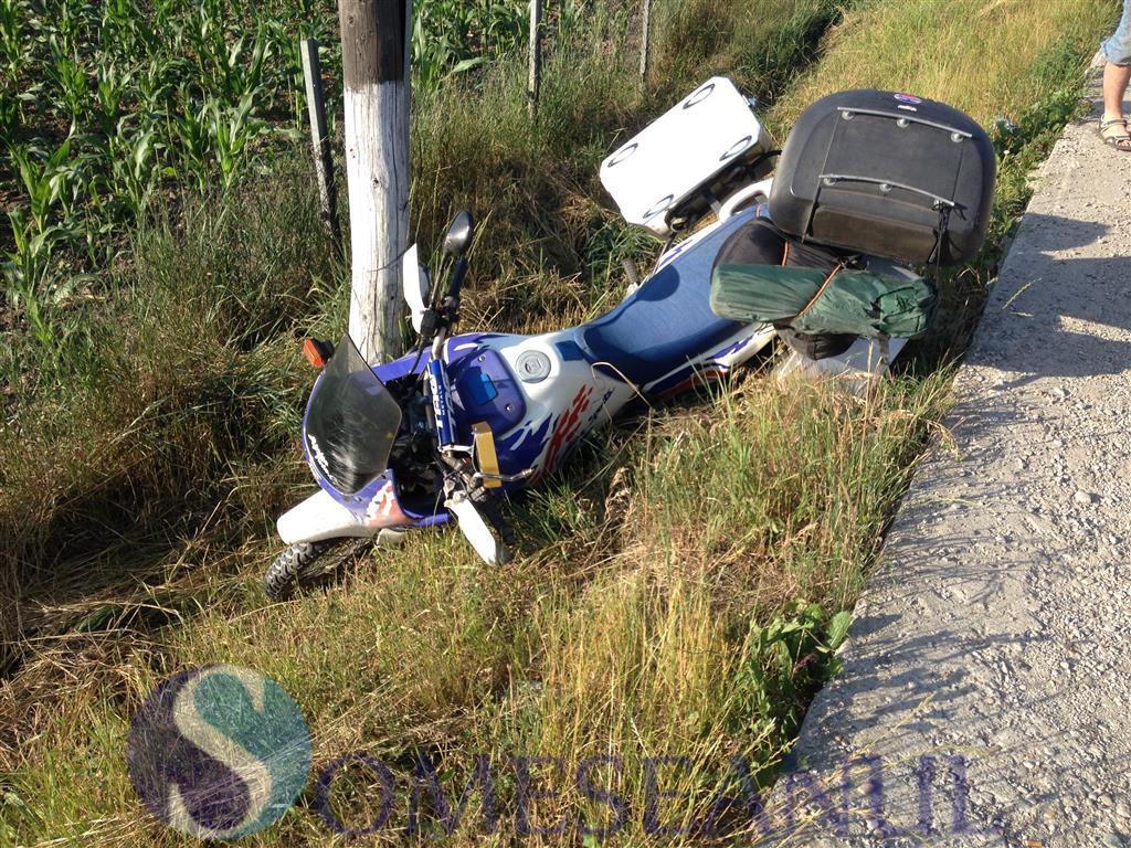 accident motocicleta cuzdrioara-poza 2