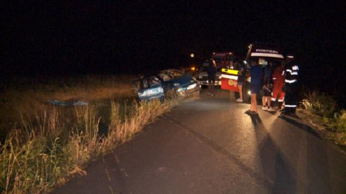Accident mortal în zona Remetea Chioarului – FOTO
