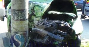 accident dej strada crangului