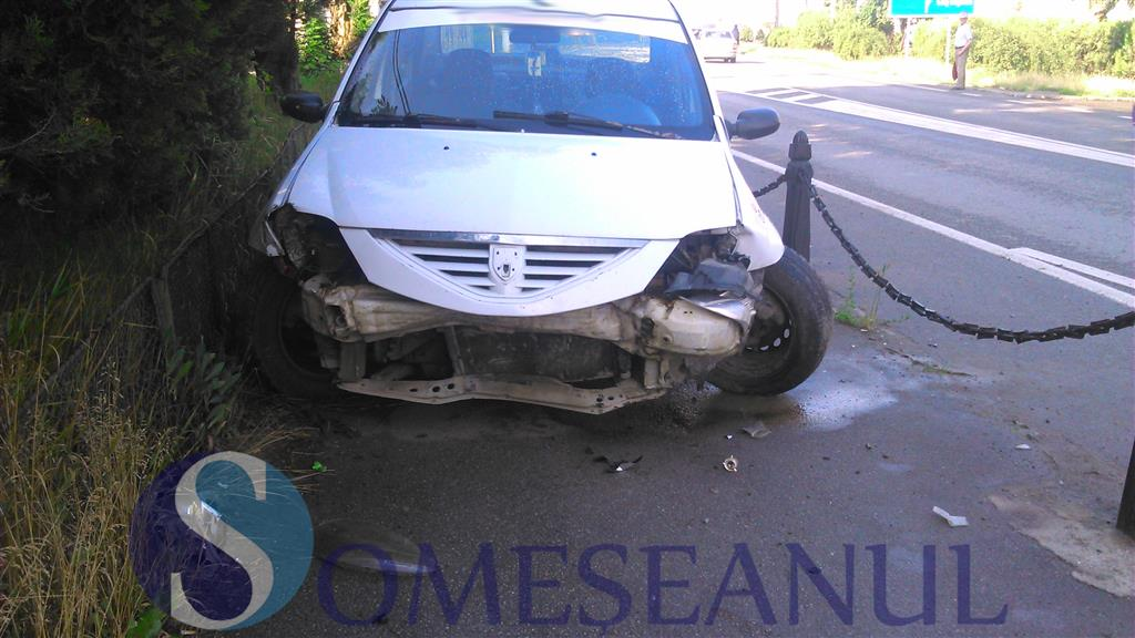 accident taxi gherla-13