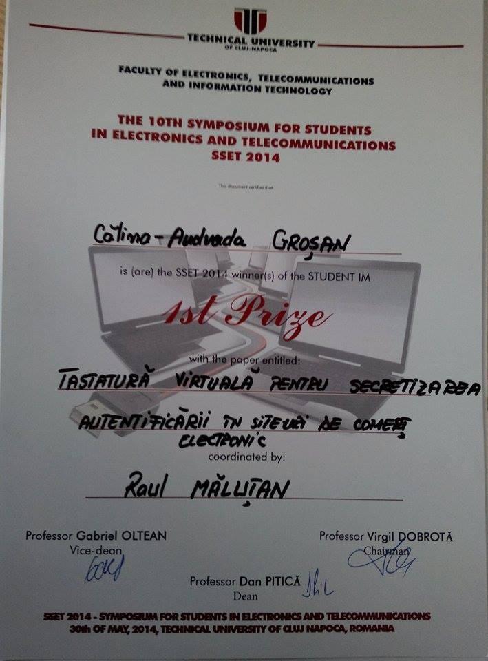 diploma SSET